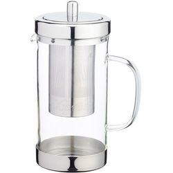 Dzbanek do herbaty z zaparzaczem 1L Kitchen Craft szklany (KCLXTEAJUG) (5028250543103)