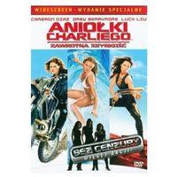 Aniołki Charliego 2: zawrotna szybkość (DVD) - McG McG (5903570113468)