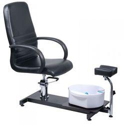 Fotel Do Pedicure Z Masażerem BW-100 Czarny