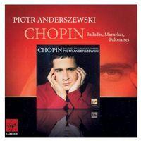 Mazurkas Op. 59 & 63, Ballades Op. 47 - Piotr Anderszewski