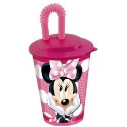 P:OS Kubek ze słomką - Myszka Minnie - sprawdź w wybranym sklepie