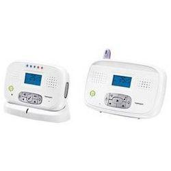 Elektroniczna niania Topcom Babytalker 3600 NEMo (5411519016478) Biała z kategorii Nianie elektroniczne