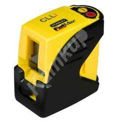 Zestaw laser krzyżowy FatMax CLLi + Zestaw STANLEY (ST-77-123), towar z kategorii: Pozostałe narzędzia elektryczne