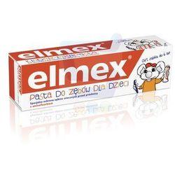 ELMEX Pasta do zębów dla dzieci (0-6lat) 50 ml