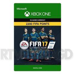Fifa 17 2200 punktów [kod aktywacyjny] wyprodukowany przez Microsoft