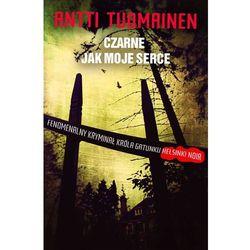 Antti Tuomainen: Czarne jak moje serce e-book, okładka ebook (kategoria: E-booki)
