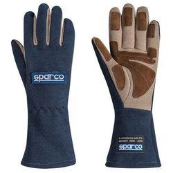 Rękawice Sparco Land Classic - Granatowy - produkt z kategorii- Rękawice motocyklowe
