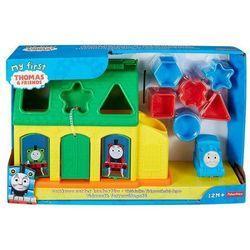 Tomek i przyjaciele - my first - domkowo sorter kształtów wyprodukowany przez Mattel