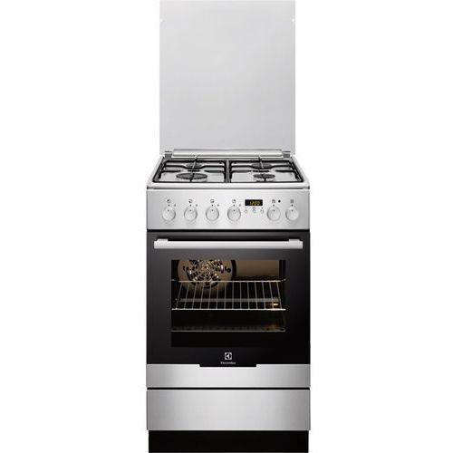Electrolux EKK54551O - produkt z kat. kuchnie gazowo-elektryczne