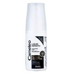 cameleo bb keratyna w sprayu do włosów zniszczonych wyprodukowany przez Delia cosmetics
