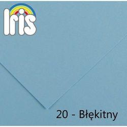 Brystol Canson Iris B1/240g błękitny 25ark. - sprawdź w MaxiBiuro