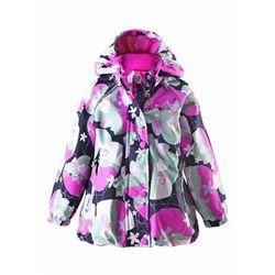 Kurtka Reima ReimaTec JELLY bez ocieplenia granatowo/różowy wzór, towar z kategorii: Pozostała moda i styl