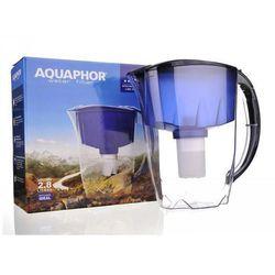 ideal 2,8 l + 3 szt wkładów b100-15 standard (kolor granatowy) marki Aquaphor