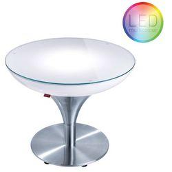 Stolik Moree Lounge M 55 LED Accu multikolor