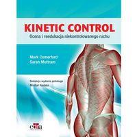 Kinetic Control. Ocena i reedukacja niekontrolowanego ruchu, oprawa broszurowa