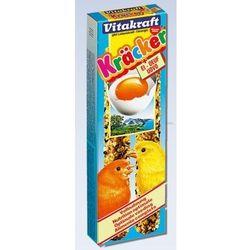 Vitakraft Kracker kolby jajeczne dla kanarka 2szt/60g