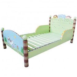 Łóżko Słoneczne safari z kategorii łóżeczka i kołyski