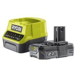 Akumulator + ładowarka rc18120-120 one+ darmowy transport marki Ryobi