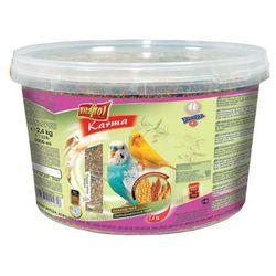 karma dla papugi falistej wiaderko 3l / 2,4kg [2161], marki Vitapol