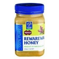 Manuka health new zealand limited Miód rewarewa - manuka health - 500g