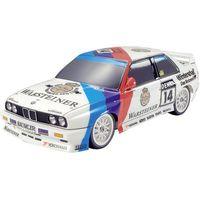 Model samochodu RC Tamiya Schnitzer BMW M3 Sport Evo, 1:10, Elektryczny, 442 mm, Do samodzielnego złożenia (