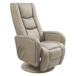 Fotel z funkcją masażu PULSAR