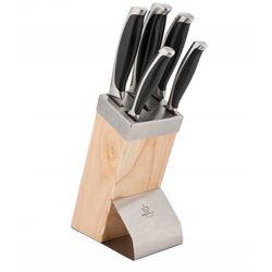 Zestaw noży kuchennych w bloku kh-3462 marki Kinghoff