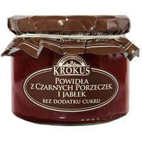 Powidła Czarna Porzeczka-Jabłko Bez Cukru 310g - Krokus z kategorii Dżemy i konfitury