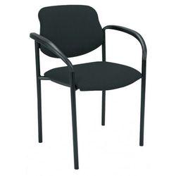 Nowy styl Krzesło styl arm - do poczekalni i sal konferencyjnych, konferencyjne, na nogach, stacjonarne