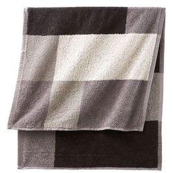 """Ręczniki """"fun"""" czarno-biało-szary marki Bonprix"""