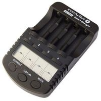 Ładowarka akumulatorowa  nc-1000 do 4xaa/aaa profesjonalna od producenta Everactive