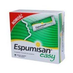 Espumisan easy 125 mg, granulki, 14 saszetek z kategorii Leki na wzdęcia