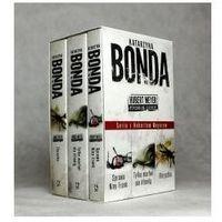 Katarzyna Bonda - pakiet 3 książek