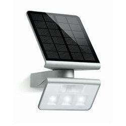 Steinel 671013 - solarny led-reflektor z czujnikiem ruchu xsolar l-s 0,5w/led srebrny