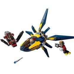 Lego Super Heroes Marvel Kosmiczny Starblaster 76019 z kategorii: klocki dla dzieci