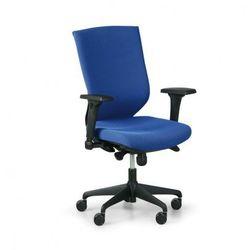 B2b partner Krzesło biurowe eric f, niebieskie