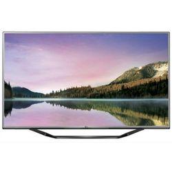 LG 65UH6257 - produkt z kategorii telewizory LED