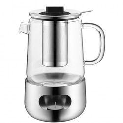 WMF - Sensi Tea Zaparzacz do herbaty z podgrzewaczem pojemność: 1,3 l