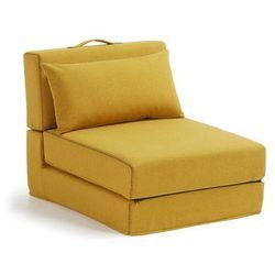 Puf KEID 70x kolor żółty, kolor żółty