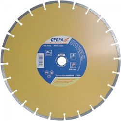 Tarcza do cięcia DEDRA H1157 230 x 22.2 mm Laser diamentowa + DARMOWY TRANSPORT!