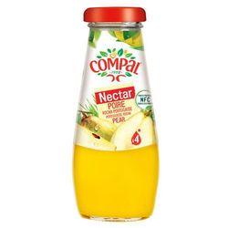 Portugalski nektar z gruszki portugalskiej Rocha 200 ml Compal
