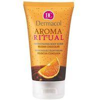 aroma ritual body scrub belgian chocolate 150ml w peeling marki Dermacol