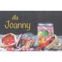 Imiona - Dla Joanny