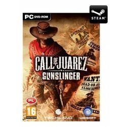 Call of Juarez: Gunslinger - Klucz - sprawdź w wybranym sklepie