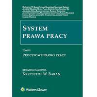System prawa pracy Tom 6 - Krzysztof Baran