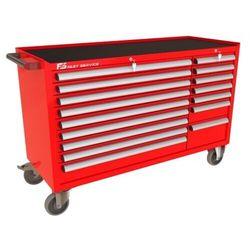 Wózek warsztatowy MEGA z 16 szufladami PM-211-19 (5904054407882)