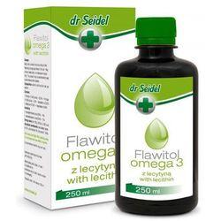 Dermapharm  dr seidel flawitol omega 3 preparat witaminowy dla psów i kotów