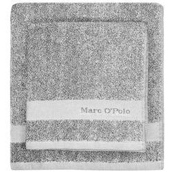 Elegancka myjka bawełniana melanżowa, rękawica do mycia, Marc O'Polo, ręcznik frotte do mycia, 16 x 22 cm