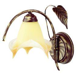 Kinkiet Roślina 025/K B+Z* - Lampex - Sprawdź kupon rabatowy w koszyku