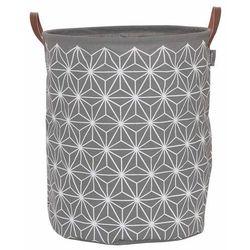 Sealskin Kosz na pranie Triangles, szary 60 L, 61882012